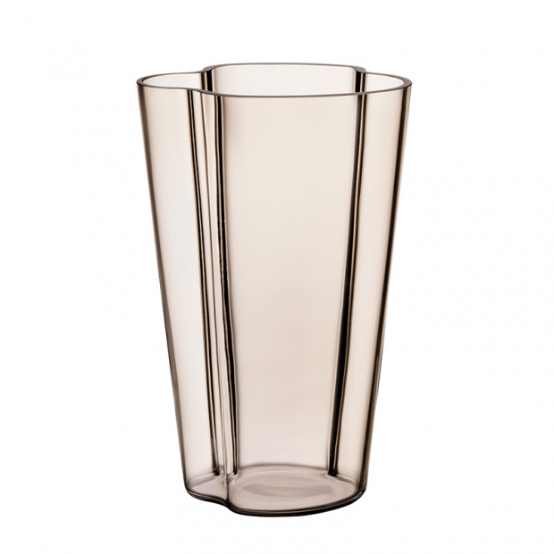 Váza Alvar Aalto 220mm, ľanová