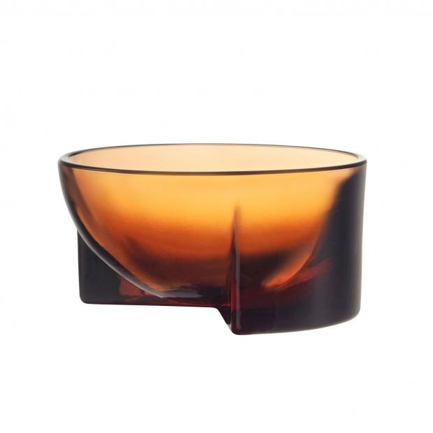 Miska Kuru 130x60mm, oranžová
