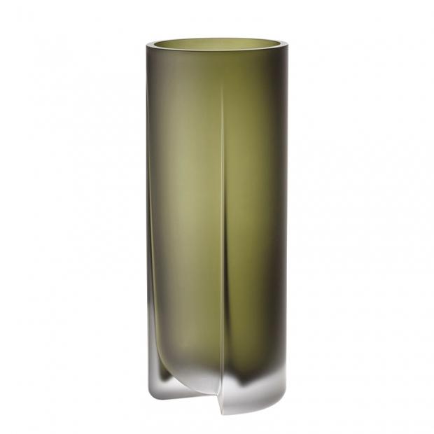 Váza Kuru 225mm, machová / matná