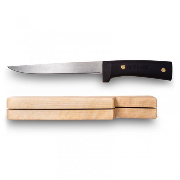Filetovací nôž Roselli Wootz 31cm / silikon