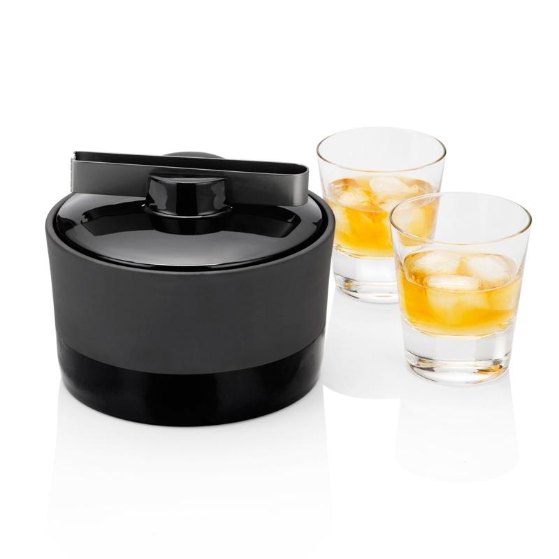 Chladicí nádoba na led, černá