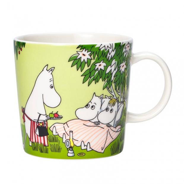 Hrnek Moomin Summer Relaxing 0,3l