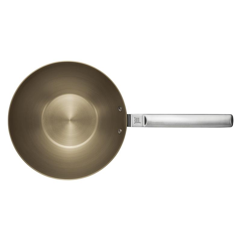 Nerezová pánev wok Norden 28cm