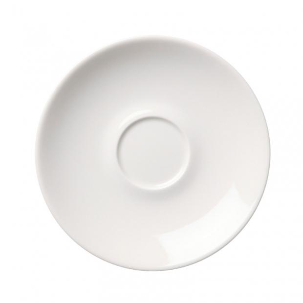 Podšálka 24h 17cm, biela