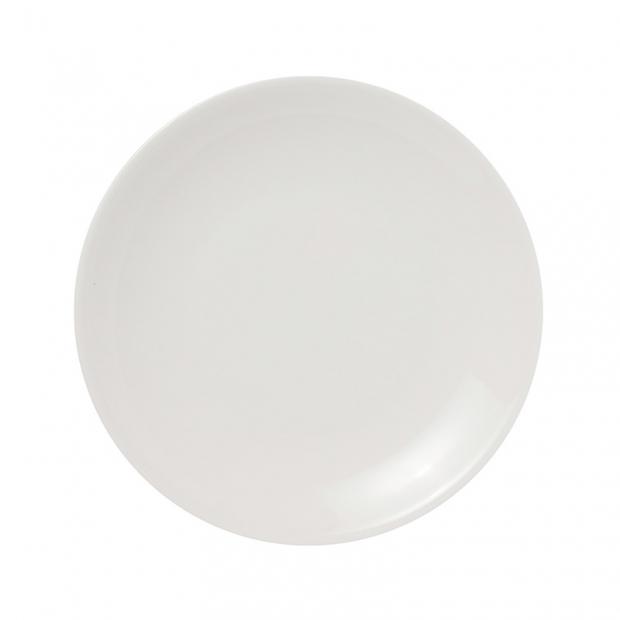 Tanier 24h 20cm, biely