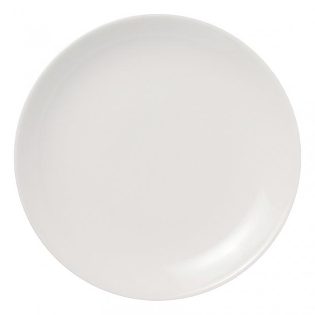 Talíř 24h 26cm, bílý