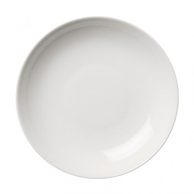 Hlboký tanier 24h 24cm, biely
