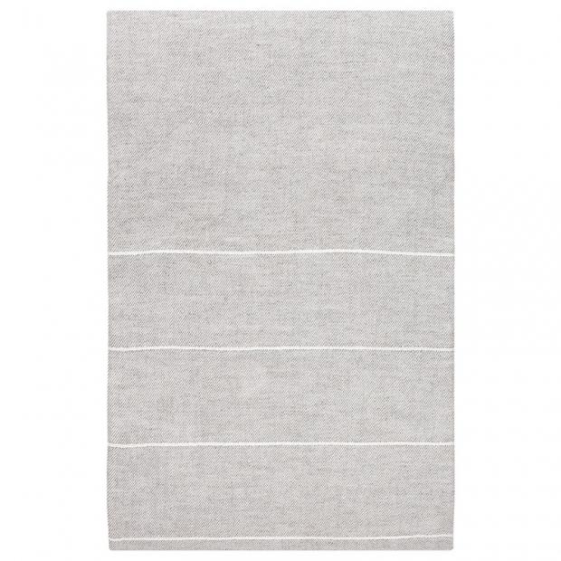 Ľanový obrus Kaste 150x260, ľan-biely