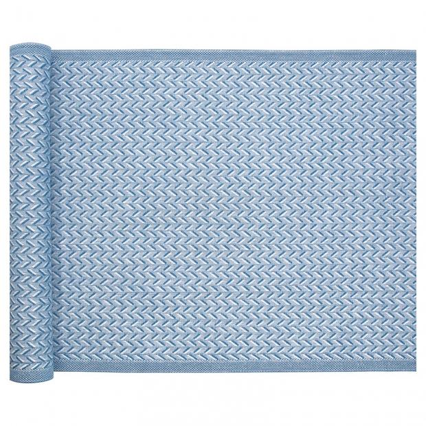 Podložka do sauny Lehti 44x150, modrá