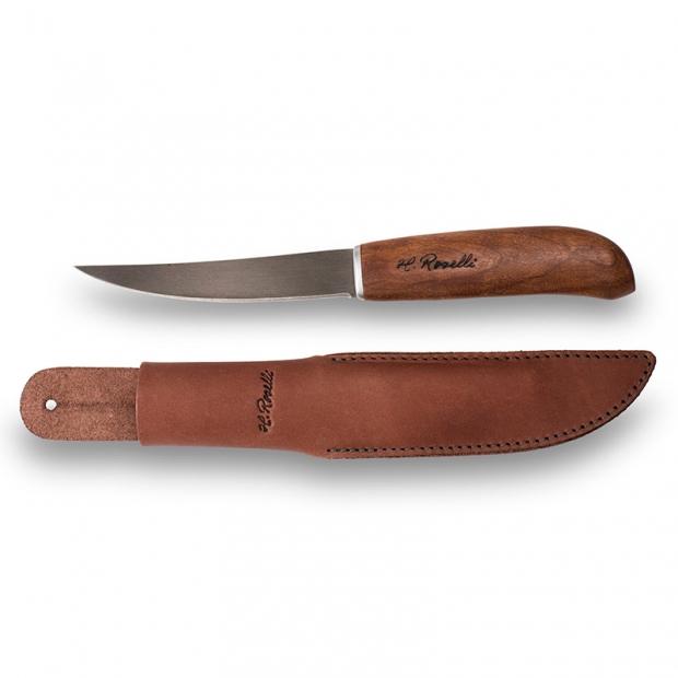 Nůž Roselli Wootz Small Fish 23,5cm