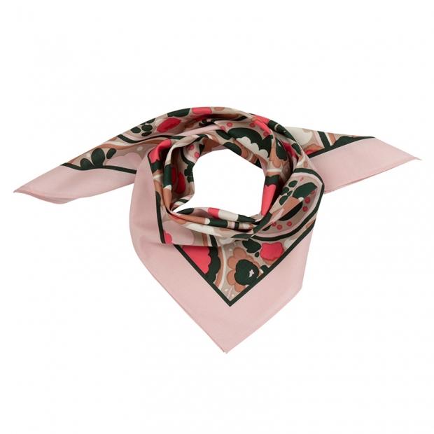 Šátek Taisa Karuselli, růžový
