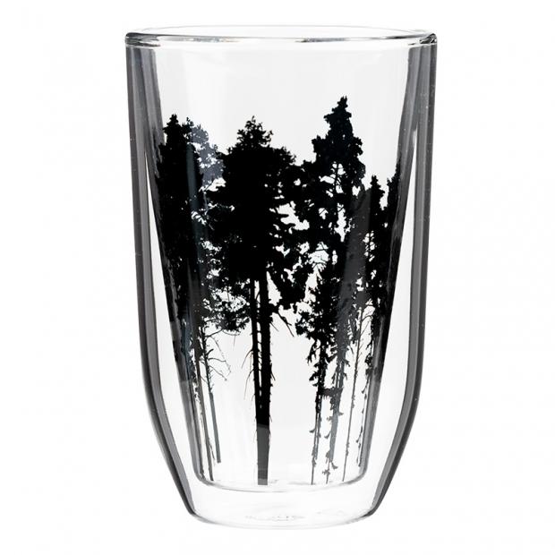 Sklenice na horké nápoje Forest 0,3l