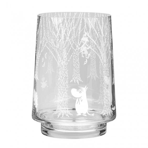 Lucerna / váza Moomin In the woods