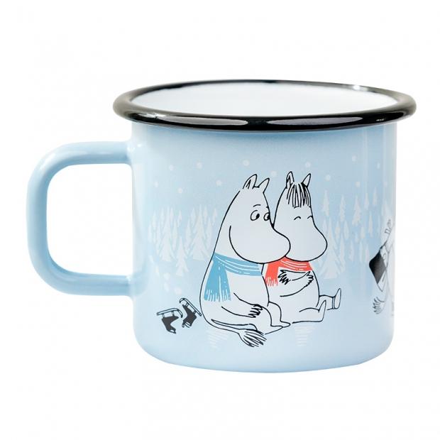 Hrnek Moomin Day on ice 0,37l