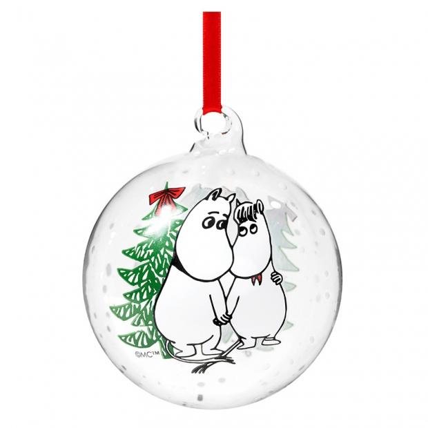 Vianočná ozdoba Moomin