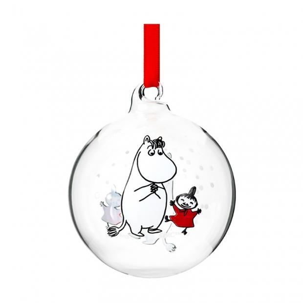Vánoční ozdoba Snorkmaiden 7cm