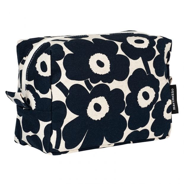 Kosmetická taška Vilja Unikko, tmavě modrá
