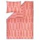 Povlečení Kuusikossa 150x210, růžovo-červené