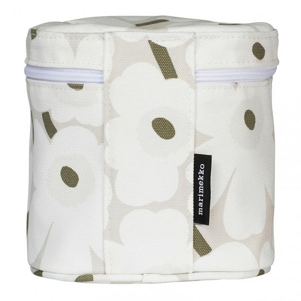 Kosmetická taška Vuolu Unikko, béžová