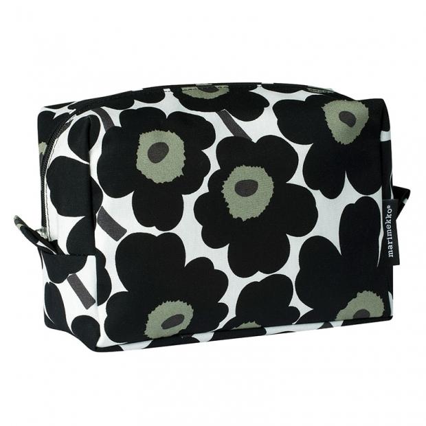 Kosmetická taška Vilja Unikko, černá