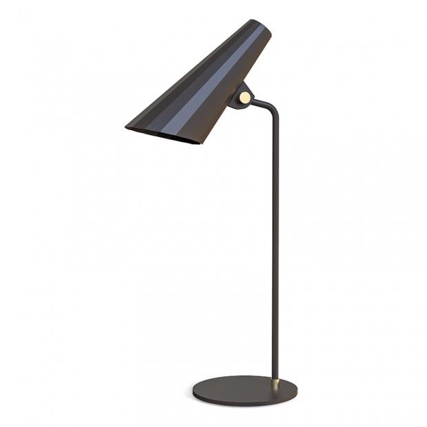 Stolní lampa Siro, černá