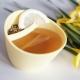 Chytrý hrnek na čaj 0,25 l, citronový
