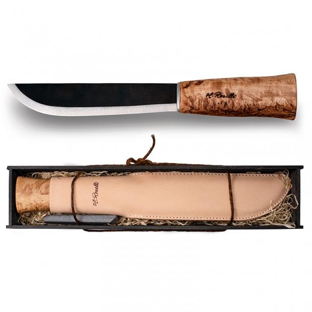 Finský nůž Roselli Leuku 31cm / dárkový set