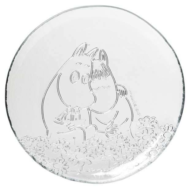 Talíř Moomin Together Forever 26cm