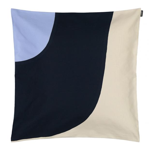 Obliečka na vankúš Seireeni 60x60, modrá