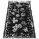 Běhoun Aamos 48x150, černo-bílý
