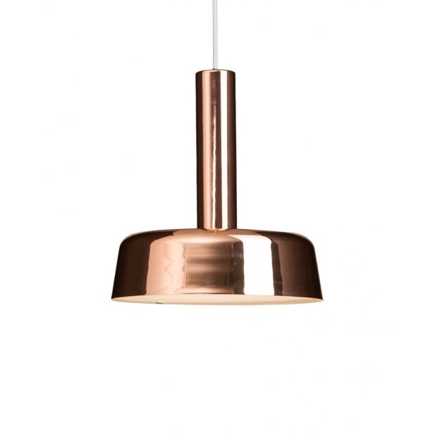 Závěsná lampa Cafe 240, měděná