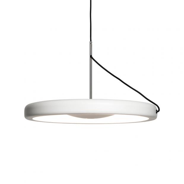 Závěsná lampa Kosmos 550, bílá