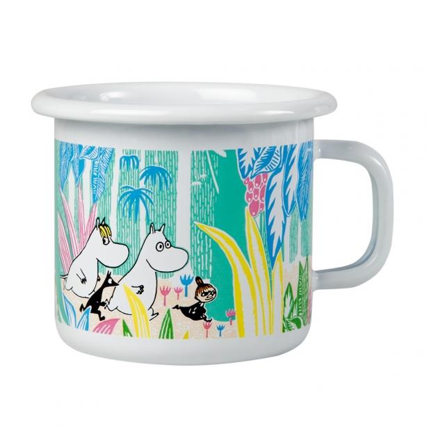 Hrnek Moomin In the jungle 0,25l