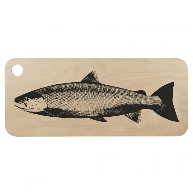 Prkénko Nordic Salmon 20x46cm