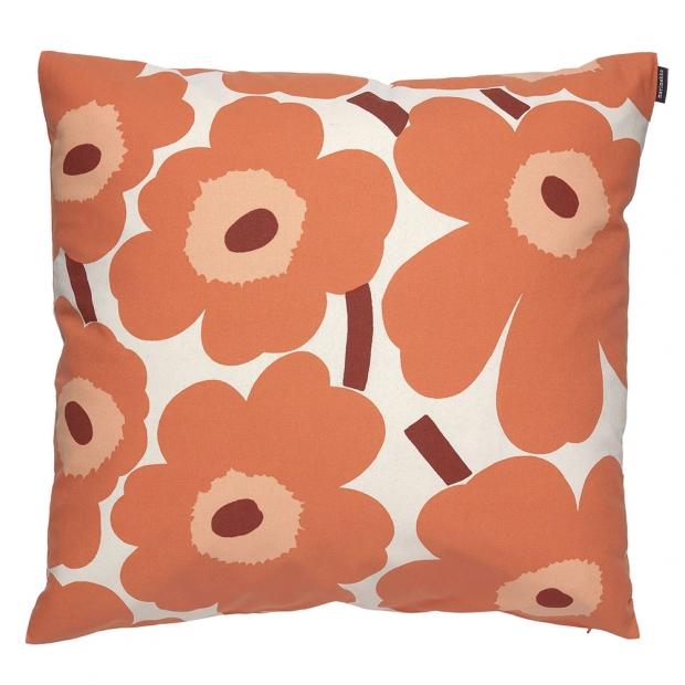 Povlak na polštář Pieni Unikko 50x50, oranžový