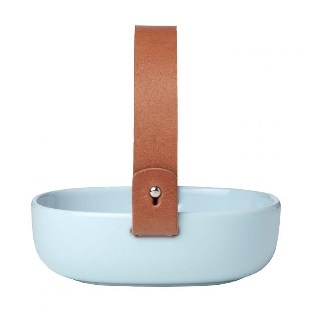 Servírovací nádoba Oiva, modrá aqua / malá