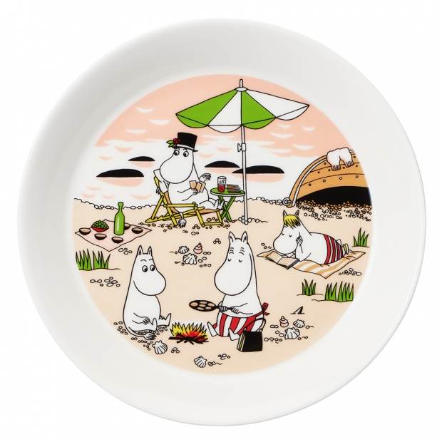 Tanier Moomin Together 19cm