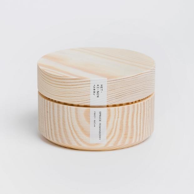 Přírodní hojivý balzám Hetkinen 70ml, pryskyřice-jeřabina