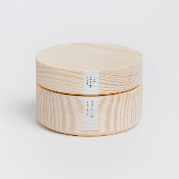 Živicový hojivý balzam Hetkinen 70ml, borovica-smrek