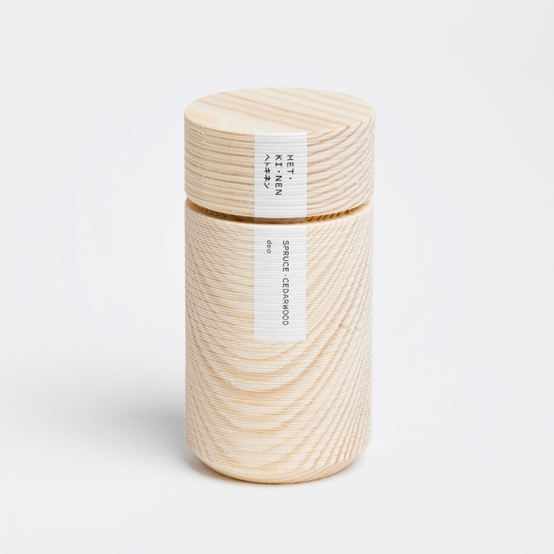 Přírodní deodorant Hetkinen 55ml, smrk-cedr