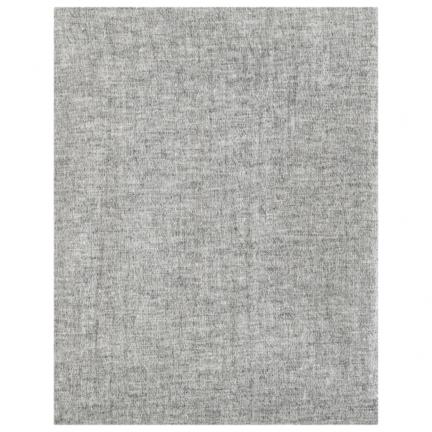 Merino deka Duo 130x180, světle šedá-bílá