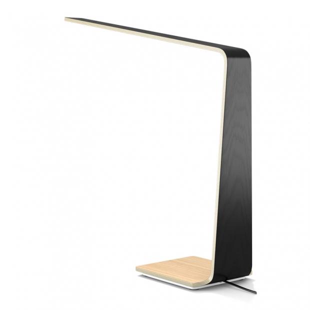 Stolní lampa LED4, černá