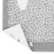Vlnená deka Kili 90x130, sivá