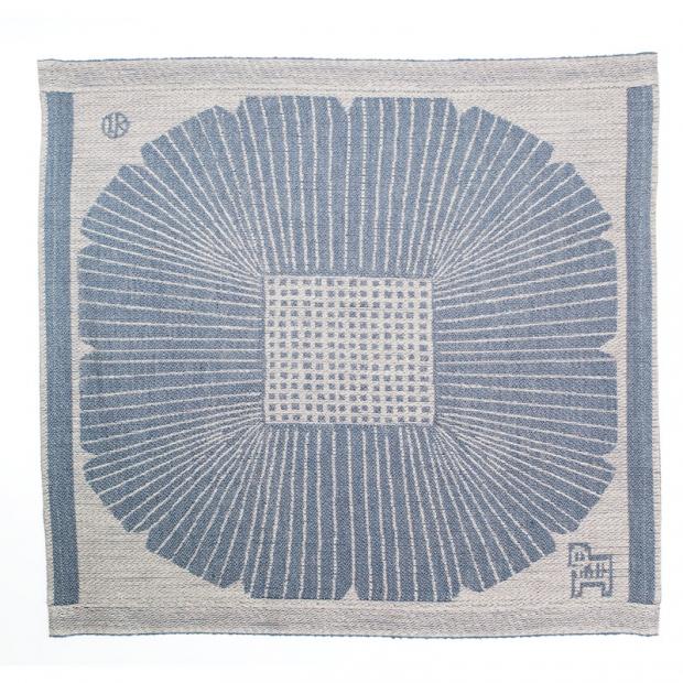 Obrus Anemone 35x35, modrý