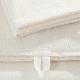 Osuška Meri 75x150, biela
