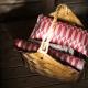 Podložka do sauny Hila 46x60, červená