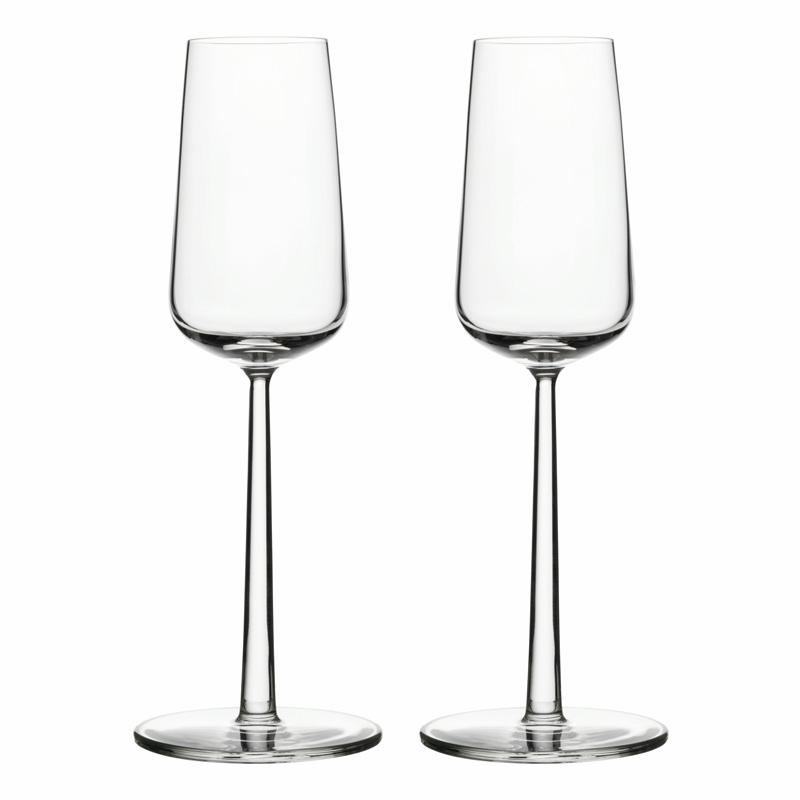 5f9dcf0d0ce41 Poháre na šampaňské Essence 0,21l, 2ks - Terve.cz