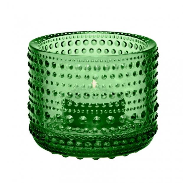 Svícen Kastehelmi, zelený