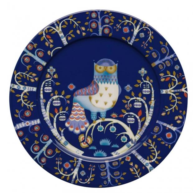 Talíř Taika 30cm, modrý