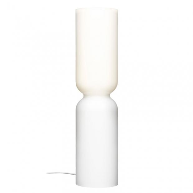 Stolná lampa Lantern, 60cm (biela)
